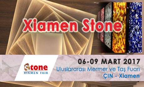 Xiamen Stone Event china banner