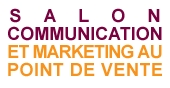 COMMUNICATION ET MARKETING AU POINT DE VENTE 2018 fuar logo
