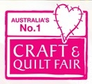 CRAFT & QUILT FAIR - BRISBANE 2019 fuar logo