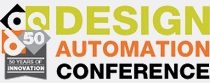 DAC (DESIGN AUTOMATION CONFERENCE) fuar logo