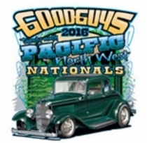 GOODGUYS PACIFIC NORTHWEST NATIONALS PUYALLUP 2019 fuar logo
