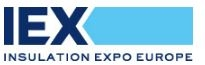 IEX - INSULATION EXPO EUROPE 2018 fuar logo