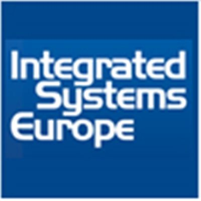ISE Integrated Systems Europe  fuar logo