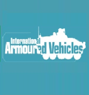 International Armoured Vehicles  fuar logo