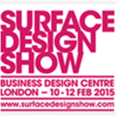 Surface Design Show  fuar logo