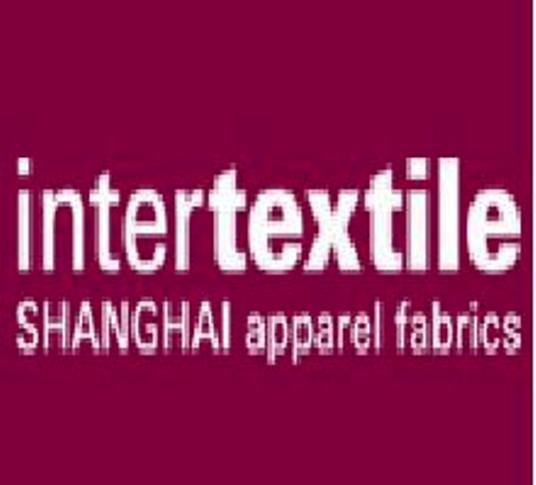 Intertextile Shanghai Apparel Fabrics Autumn fuar logo