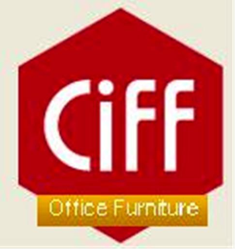 Ciff Office Furniture fuar logo