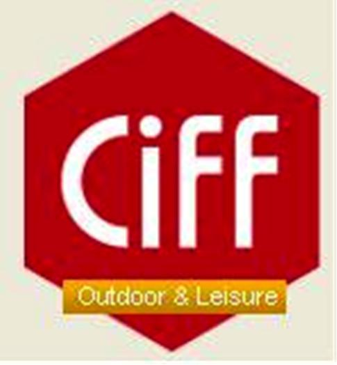 Ciff Outdoor & Leisure fuar logo