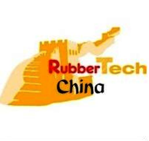 RubberTech China fuar logo