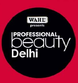 Professional Beauty Delhi fuar logo