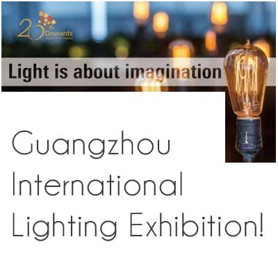 Guangzhou Lighting fuar logo