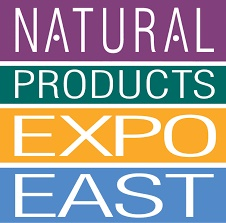 Natural Products Expo East fuar logo