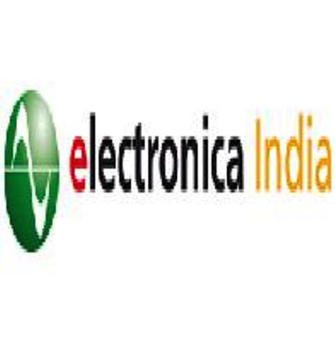 Electronica India 2019 fuar logo
