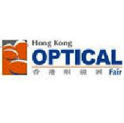 Hong Kong Optical Fair fuar logo