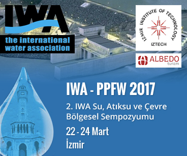 IWA Regional Symposium on water, wastewater and environment İzmir